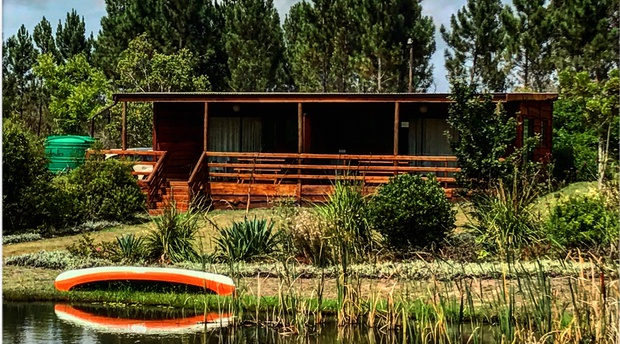 Eco-friendly self-catering accommodation near Plettenberg Bay on organic farm