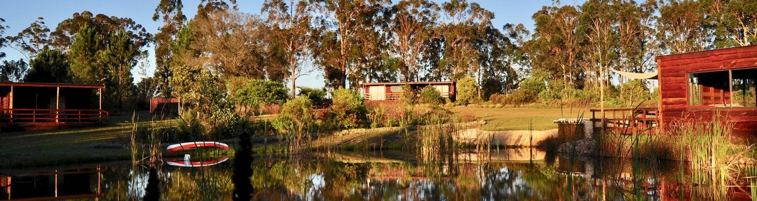 Self-catering cottages and venue hire near Plettenberg Bay